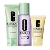 Clinique 3-Step Introduction Kit Skin Type 2 3 stuks