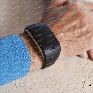 Zembro Plus Personal Alarm Modern Black 1 item