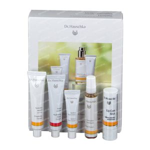 Dr. Hauschka Set Favorites 10+10+5+4,9+10 pieces