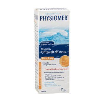 Physiomer Sinus Nasenspray + Sinus Pocket Spray 135+20 ml