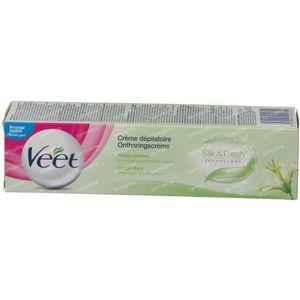 Veet Silk & Fresh Depilatory Cream - Dry Skin 200 ml