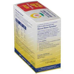 Marcus Rohrer Spirulina 300mg +60 Tabletten GRATIS 180+60 tabletten