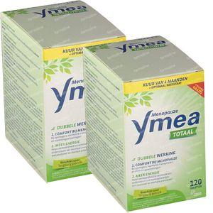 Ymea Totaal Nieuwe Formule 4-Pack 2+2 GRATIS 4x60 tabletten