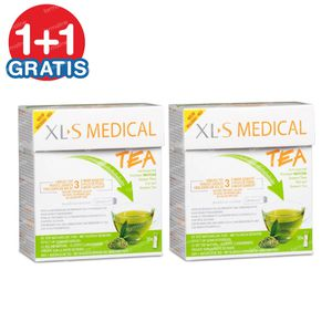 XL-S Medical Tea Gewichtsverlies 1+1 GRATIS 2x30 stick(s)