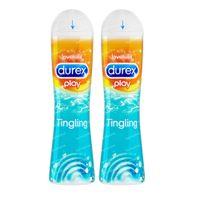 Durex Play Pleasure Gel - Tingle Duopack 2x50 ml