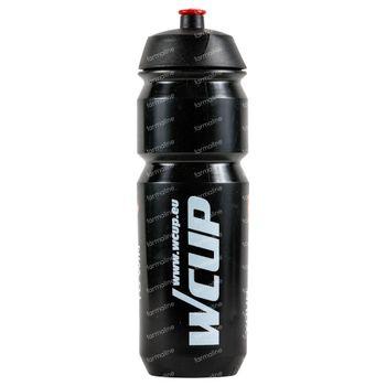 Wcup Drinkbeker Zwart 750 ml