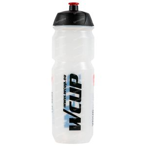 Wcup Drinking Flask Transparent 750 ml
