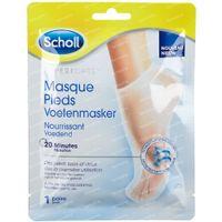 Scholl Expert Care Intensiv Pflegende Fußmaske 1 paar