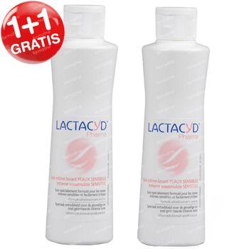 Lactacyd Pharma Sensitive 1+1 GRATIS 2x250 ml