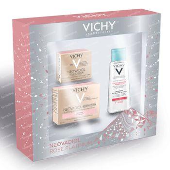 Vichy Neovadiol Rose Platinum Gift Set 1 shaker
