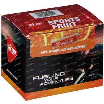WCUP Sports Fruit Orange 12x25 g
