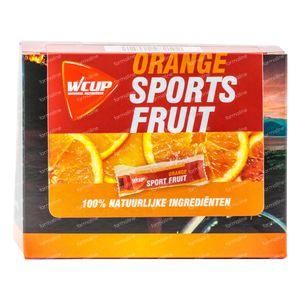 WCUP Sports Fruit Appelsien 12x25 g