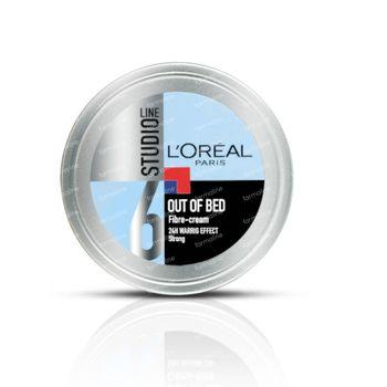 L'Oréal Paris Studio Line Out Of Bed Gel 24h Fibre-Cream 6 150 ml