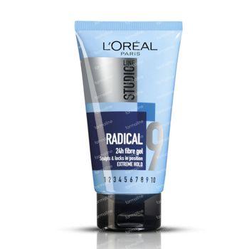 L'Oréal Paris Studio Line Radical 24h Fibre Gel 9 150 ml