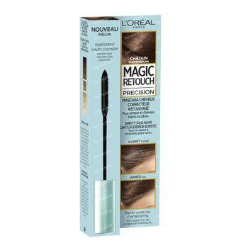 L'Oréal Paris Magic Retouch Precision Pinceau de Camouflage Marron Moyen 8 ml