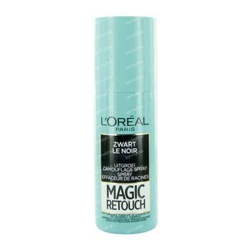 L'Oréal Paris Magic Retouch Effaceur de Racines Spray Instantané Noir 75 ml