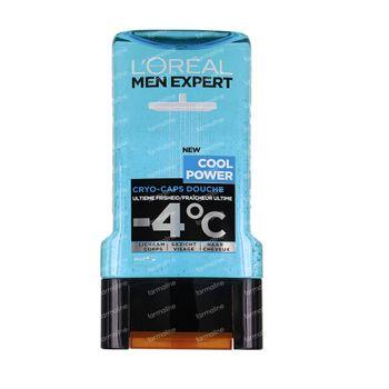 L'Oréal Paris Men Expert Cool Power Gel Douche 300 ml