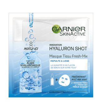 Garnier SkinActive Masque Tissu Fresh-Mix Hyaluron Shot 43 g
