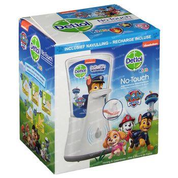 Dettol HT no Touch Kids Gadget + Paw Patrol Chargeur inclus 2 pièces