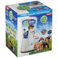 Dettol HT no Touch Kids Gadget + Paw Patrol Inclusief Lader 2 stuks
