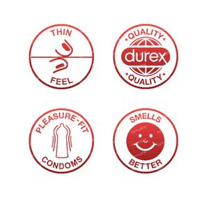 Durex Feeling Sensitive Dunne Condooms 40 condooms