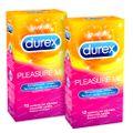 Durex Pleasure Me Préservatifs