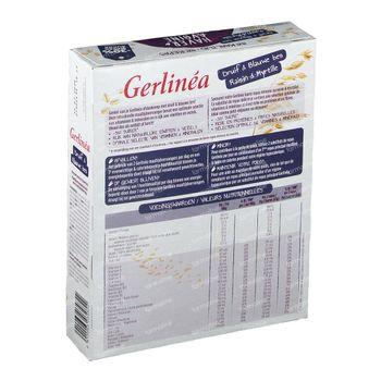 Gerlinéa Mon Repas Avoine Barre Minceur Raisin & Myrtille 248 g