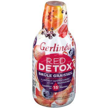 Gerlinéa Red Detox 500 ml