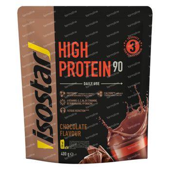 Isostar High Protein 90 Chocolade 400 g