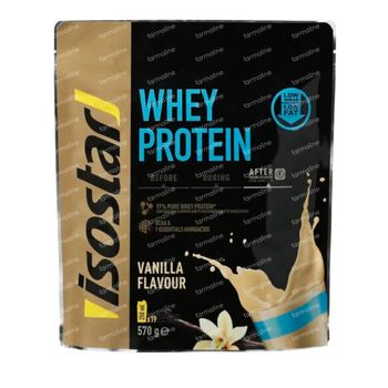 Isostar Whey Protein Vanille 570 g