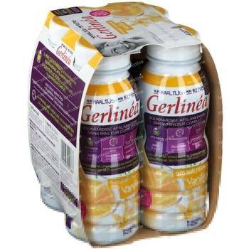 Gerlinéa Mijn Maaltijd Drinkmaaltijd Vanille 4-Pack 4x236 ml boisson