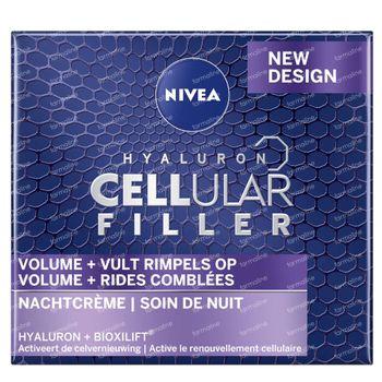 Nivea CELLular Anti-Age Volume Filling Soin de Nuit 50 ml
