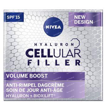 Nivea CELLular Anti-Age Volume Filling Soin de Jour SPF15 50 ml