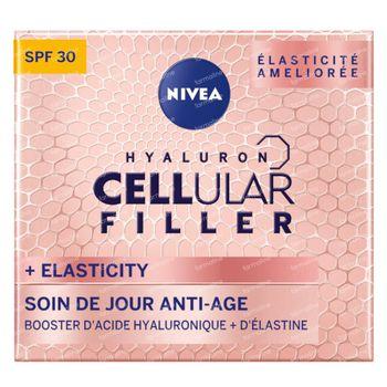 Nivea Hyaluron CELLular Filler + Elasticity Soin de Jour SPF30 50 ml