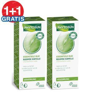 Phytosun Roomse Kamille Essentiële Olie 1+1 GRATIS 2x5 ml