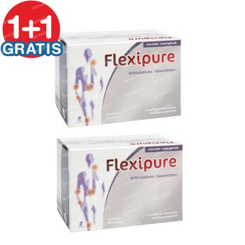 FlexiPure 1+1 GRATIS 2x90 tabletten