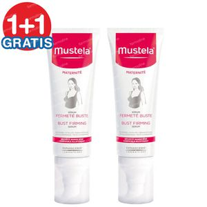 Mustela Maternité Sérum Fermeté Buste 1+1 GRATUIT 2x75 ml