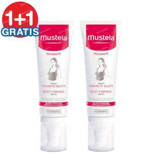 Mustela Maternité Verstevigend Serum voor Borsten 1+1 GRATIS 2x75 ml