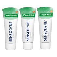 Sensodyne Tandpasta Fresh Mint TRIO 3x75 ml