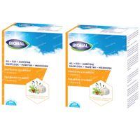 Bional Knoflook-Maretak-Meidoorn + Vitamine E DUO 400  capsules