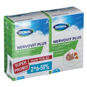 Bional Nervovit Plus DUO 80 tabletten