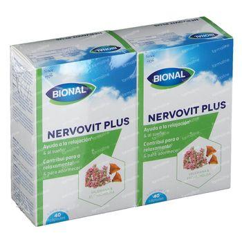 Bional Nervovit Plus DUO 80 capsules