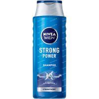 Nivea Men Strong Power Shampoo 400 ml