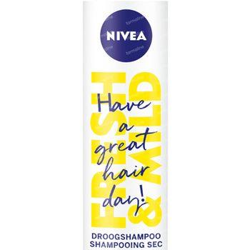 Nivea Fresh Revive 3-in-1 Droogshampoo Licht Haar 200 ml