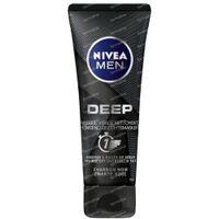 Nivea Men Deep Reinigend Gezichtsmasker 75 ml