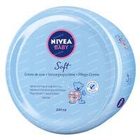 Nivea Baby Soft Verzorgingscrème 200 ml