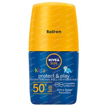 Nivea Sun Kids Protect & Play Hydraterende Roll-On SPF50+ 50 ml