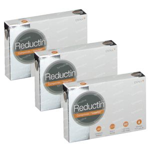 Reductin Tripack 2+1 GRATIS 3x40 tabletten
