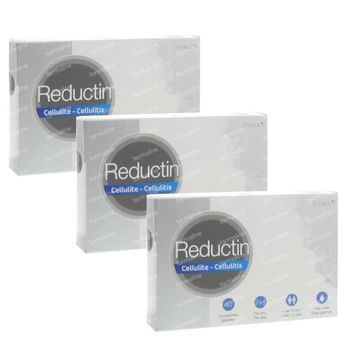Reductin Cellulite Tripack 2+1 GRATUIT 3x40 comprimés