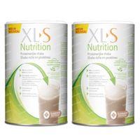 XL-S Nutrition Shake Protéiné Chocolat DUO Prix Réduit 2x400 g